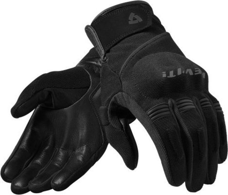 Rev'it! Gloves Mosca Black L
