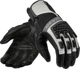 Rev'it! Gloves Sand 3 Ladies Nero/Argento