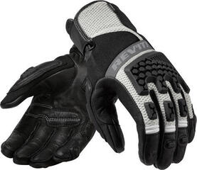 Rev'it! Gloves Sand 3 Ladies Black/Silver