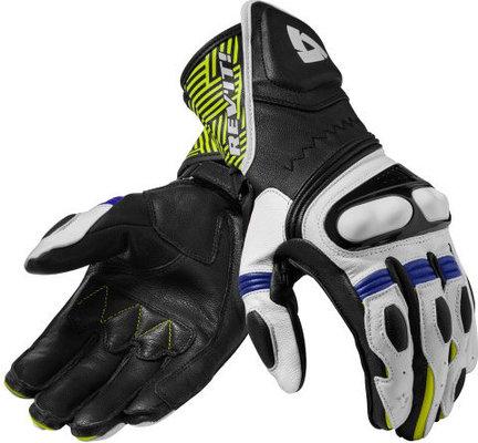 Rev'it! Gloves Metis Black-Blue M