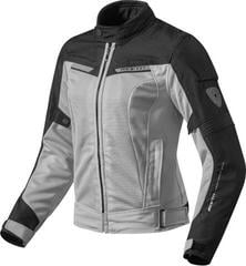Rev'it! Jacket Airwave 2 Ladies Silver/Black