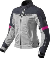 Rev'it! Jacket Airwave 2 Ladies Silver/Fuchsia