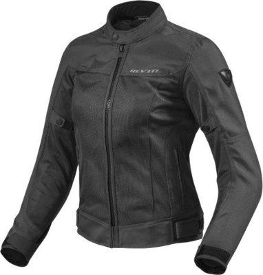 Rev'it! Jacket Eclipse Ladies Black Lady 40