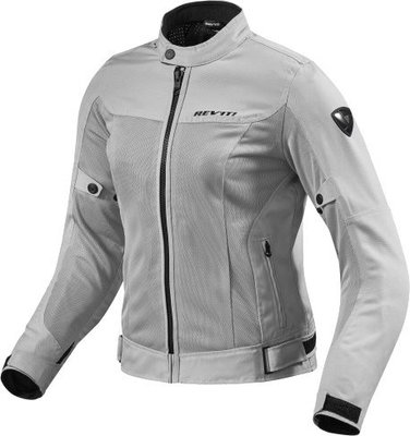 Rev'it! Jacket Eclipse Ladies Silver Lady 36
