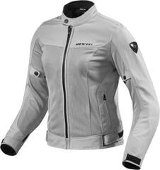 Rev'it! Jacket Eclipse Ladies Silver
