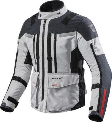 Rev'it! Jacket Sand 3 Silver-Anthracite L