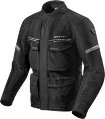 Rev'it! Jacket Outback 3 Black/Silver