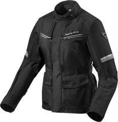 Rev'it! Jacket Outback 3 Ladies Black/Silver