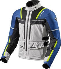 Rev'it! Jacket Offtrack Silver/Blue