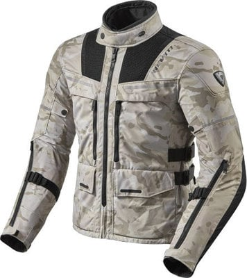Rev'it! Jacket Offtrack Sand-Black XL
