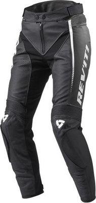 Rev'it! Trousers Xena 2 Ladies Black-White Standard Lady 36