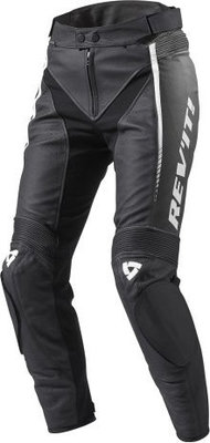Rev'it! Trousers Xena 2 Ladies Black-White Standard Lady 38