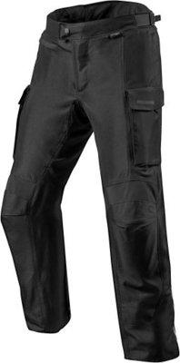 Rev'it! Trousers Outback 3 Black Standard XXL