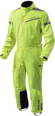 Rev'it! Rainsuit Pacific 2 H2O Neon Yellow-Black L