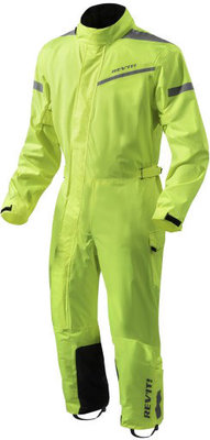 Rev'it! Rainsuit Pacific 2 H2O Neon Yellow-Black XXL