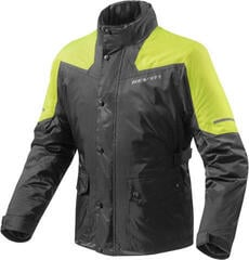Rev'it! Rain Jacket Nitric 2 H2O Neon Yellow/Black