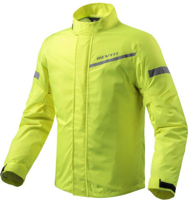 Rev'it! Rain Jacket Cyclone 2 H2O Neon Yellow M