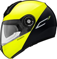Schuberth C3 Pro Split Yellow