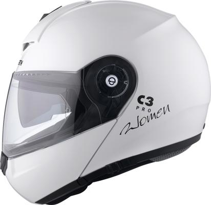 Schuberth C3 Pro Women Glossy White XS