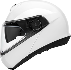 Schuberth C4 Pro Glossy White L (B-Stock) #924164