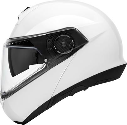 Schuberth C4 Pro Glossy White L