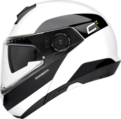 Schuberth C4 Pro Fragment White XL
