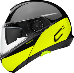 Schuberth C4 Pro Swipe Yellow XL