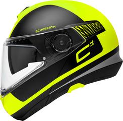 Schuberth C4 Pro Legacy Yellow
