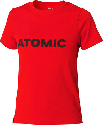 Atomic Alps Kids T-Shirt Bright Red M