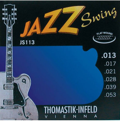 Thomastik JS113 Jazz Swing String Set