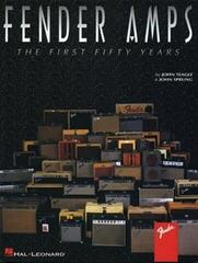 Fender Book Fender Amps, The First 50 Years