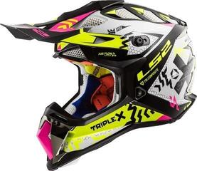 LS2 MX470 Subverter Black Pink H-V Yellow