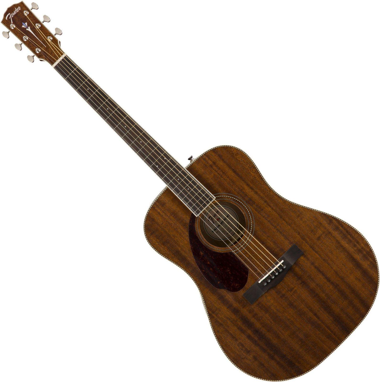 Fender Paramount PM1 Dreadnought OV All Mahogany LH Fender