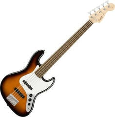 Fender Squier Affinity Jazz Bass V IL Brown Sunburst