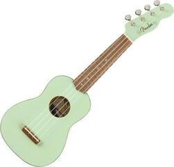 Fender Venice WN SG Ukulele sopranowe Surf Green