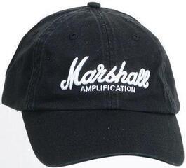 Marshall Baseball Cap Black