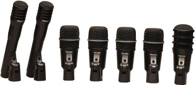 Superlux DRK A5C2 Drum Microphone Kit