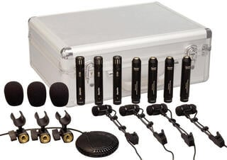 Superlux DRK 681 Drum Microphone Kit
