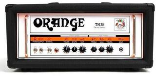 Orange THUNDER 30H V2 BLK