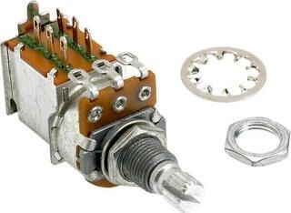 Fender 250K Push/Pull Split Shaft Potentiometer