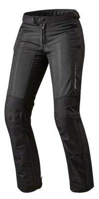 Rev'it! Trousers Airwave 2 Ladies Black Standard 36