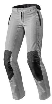 Rev'it! Trousers Airwave 2 Ladies Silver Standard 38