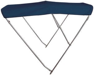 Osculati Bimini Top III Stainless Blue