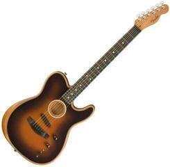 Fender American Acoustasonic Telecaster Sunburst