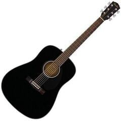 Fender CD-60S WN Negru
