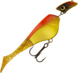 Headbanger Lures Shad Suspending 11 cm Golden Goby