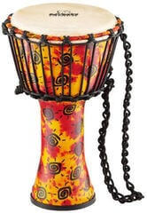 Nino NINO PDJ1 Rope Tuned Synthetic Djembe Sunshine/G Tuned