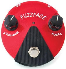 Dunlop FFM 2 Germanium Fuzz Face Mini Distortion