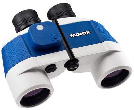 Minox BN 7x50C II Compass Blue/White