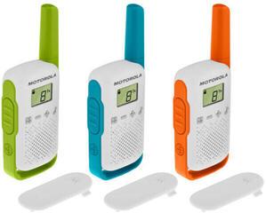 Motorola TLKR T42 Triple Pack